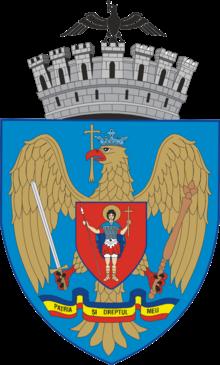 ROU Bucharest CoA.png