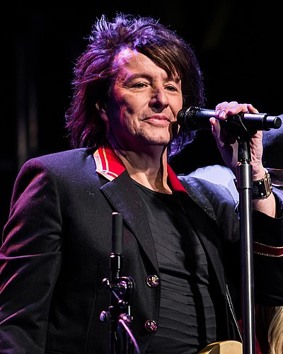 Picture of a band or musician: Richie Sambora