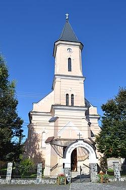 Radzovce - Kostol Panny Márie Kráľovnej (1).jpg