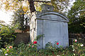 Raikes Mausoleum in St Mary's Churchyard, Woodford.jpg
