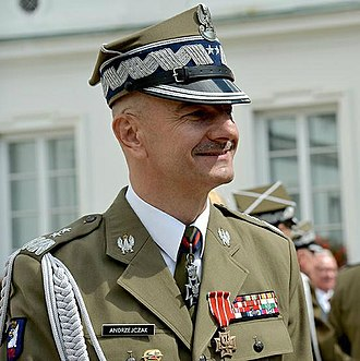 Polish General Staff - Image: Rajmund Andrzejczak