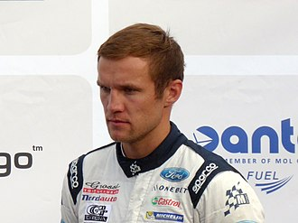 2019 World Rally Championship - Martin Järveoja is the current co-drivers' championship leader.