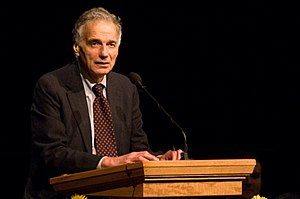 Association of State Green Parties - Ralph Nader, 1996 and 2000 nominee