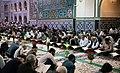 Ramadan 1439 AH, Qur'an reading at Goharshad Mosque, Mashhad - 29 May 2018 34.jpg
