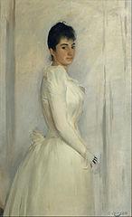 Portrait of Montserrat Carbó