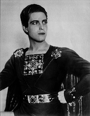 Ben-Hur: A Tale of the Christ (1925 film) - Ramon Novarro as Ben-Hur
