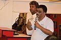 Rangan Datta and Sujay Chandra - Editing Session - Wikilearnopedia - Oxford Bookstore - Kolkata 2015-08-23 3567.JPG