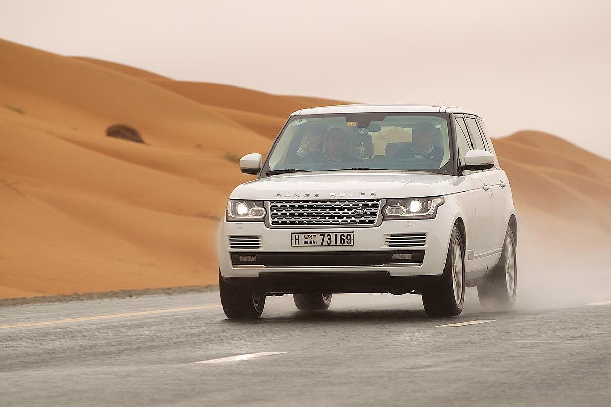 Range Rover Suv >> رينج روفر - ويكيبيديا، الموسوعة الحرة
