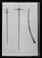 Rappir. Defekt (jordfynd). Tyskland, 1500-talets senare hälft - Livrustkammaren - 52163.tif