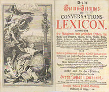 Reales Staats- Zeitungs- und Conversations-Lexicon