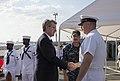 Reception with Ambassador Pyatt Aboard USS ROSS, July 24, 2016 (28550845476).jpg