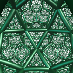 Rectified icosahedral honeycomb.png