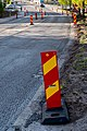 Red and yellow trafic signs in Brastad.jpg