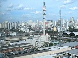 Rede Record de Televisão - Rua da Várzea, 240 - Barra Funda - panoramio.jpg