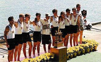 Royal Canadian Henley Regatta - Medal ceremony