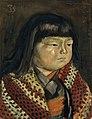 Reiko, Six Years Old by Kishida Ryusei (National Museum of Modern Art, Tokyo).jpg