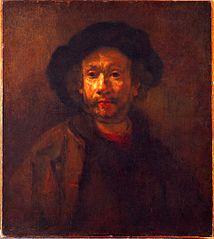 Portrait of the Artist (Fogg)