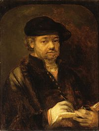 Rembrandt - Self-portrait 1656 Dresden.jpg