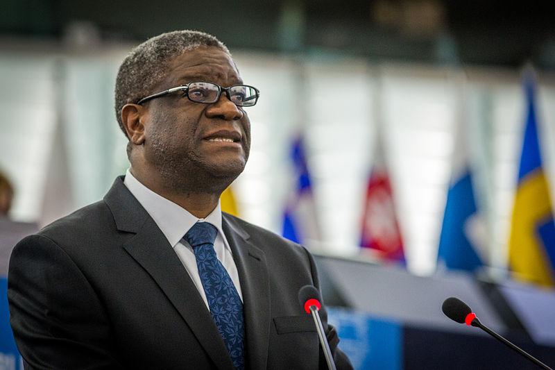 File:Remise du prix Sakharov 2014 à Denis Mukwege Strasbourg 26 novembre 2014 04.jpg