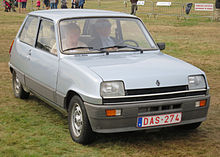 Renault 5 wikipedia the gtl version added in 1976 featured a 1289cc engine tuned for economy rather than performance the 5 gtl was distinguished from earlier versions by sciox Image collections