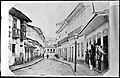 Reprodução de Fotografia - Rua do Rosário - Atual Rua Xv de Novembro - em Diração À Sé (1862) - 01, Acervo do Museu Paulista da USP.jpg