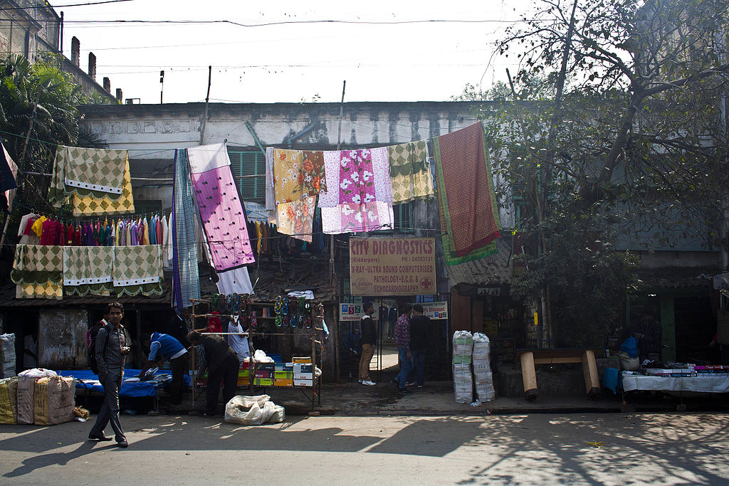 Residence of Michael Madhusudan Dutt (Photo: Indrajit Das)