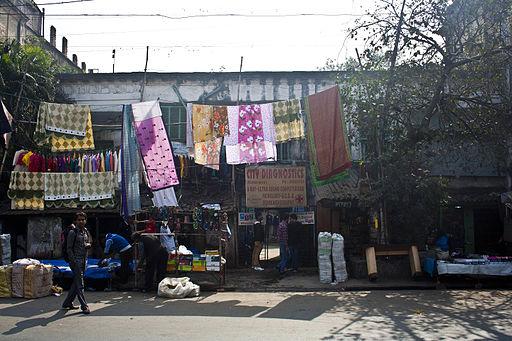 Residence of Micheal Madhusudhan Dutt - Facade