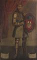 Retrato de D. Sancho I, óleo sobre tela do séc. XVIII - escola portuguesa (Proveniente da Casa dos Arcos, solar dos Barões de Santa Comba Dão).png