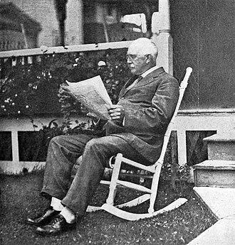 Judson Harmon - Harmon in 1911
