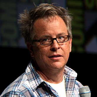 Rich Moore - Moore at the 2012 San Diego Comic-Con International
