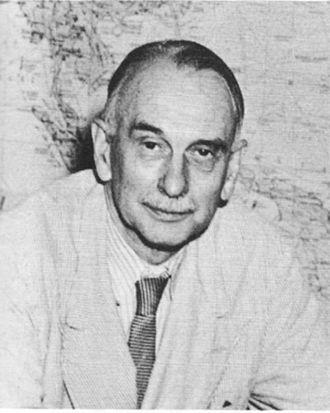 Richard C. Tolman - Tolman in 1945.