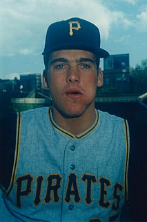Richie Hebner former baseball player from the United States