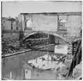 Richmond, Virginia. Ruins along the canal LOC cwpb.02487.tif