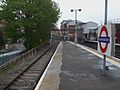 Rickmansworth station former steam bay look south.JPG