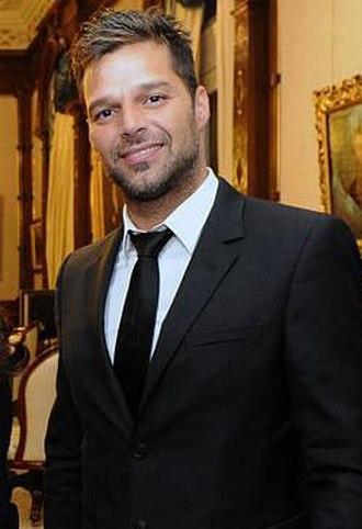 Ricky Martin - Martin in 2011