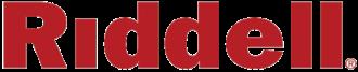 Riddell Sports Group - Image: Riddell logo