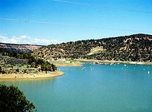 Ridgway Reservoir Wikipedia