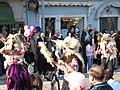 Rijeka Carnival - Zvončari (The bellmen) Grobnik - panoramio.jpg