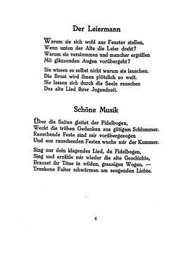 Gedicht ringelnatz musik