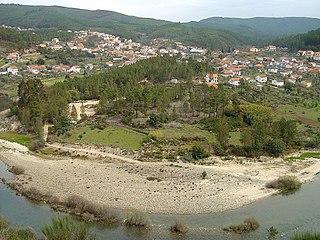 Pampilhosa da Serra Municipality in Centro, Portugal