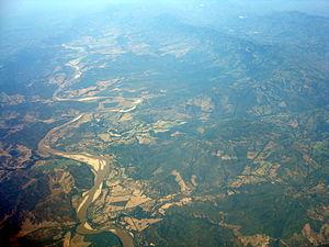 Magdalena River - Magdalena River in Cundinamarca–Tolima
