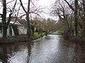River Bourne at Winterbourne Dauntsey - geograph.org.uk - 337568.jpg