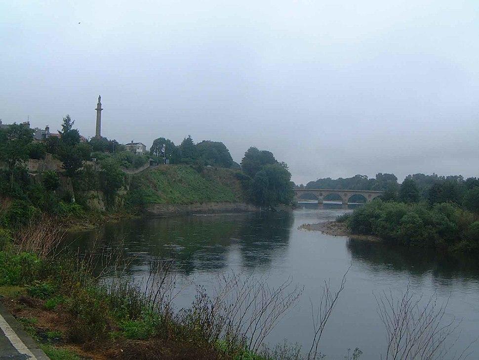 River Tweed at Coldstream