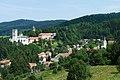 Rožmberk nad Vltavou, od jihozápadu (03).jpg