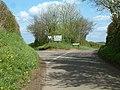 Road Junction, west of Damerham - geograph.org.uk - 162128.jpg