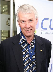 Richard John Roberts Prix Nobel de Médecine/Wiki