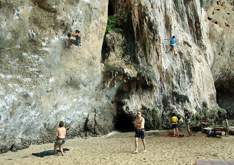 Equipments for Rock Climbing