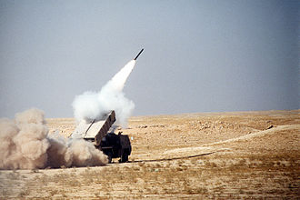 Armed Forces of Saudi Arabia - Astros II MLRS