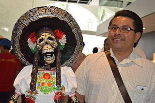 Rodolfo Villena Hernández Mexican cartonería