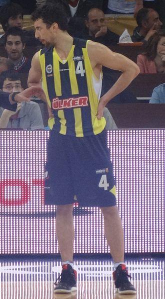 Roko Ukić - Ukić in action with Fenerbahçe Ülker in 2010.